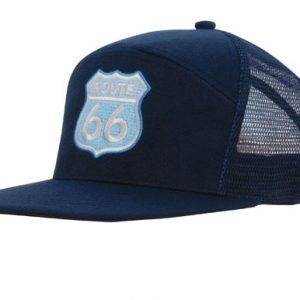 Premium American Twill A Frame Cap with Mesh Back(4154) 2     Promotion Wear