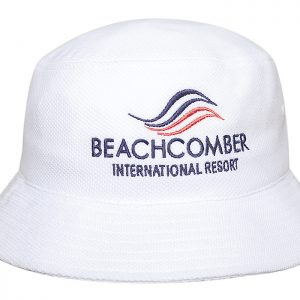 Double Pique Mesh Bucket Hat(4182) 4     Promotion Wear