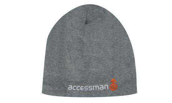 Rolled Down 100% Cotton Beanie(4111) 1 | | Promotion Wear