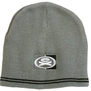 Skull Acrylic Beanie - Toque with Stripes(4259) 2     Promotion Wear