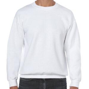 Gildan Heavy Blend Adult Crewneck Sweatshirt (18000) 4     Promotion Wear