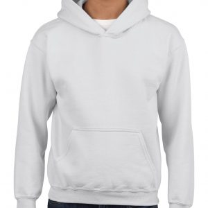 Gildan Heavy Blend Youth Hooded Sweatshirt (18500B) 8     Promotion Wear