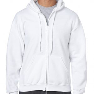 Gildan Heavy Blend Adult Full Zip Hooded Sweatshirt (18600) 4 | | Promotion Wear