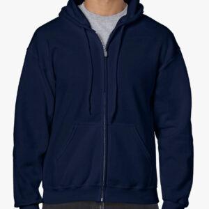 Gildan Heavy Blend Youth Full Zip Hooded Sweatshirt (18600B) 3 | | Promotion Wear