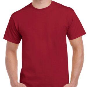 Gildan Ultra Cotton Adult T-Shirt Cardinal Red 2Xlarge (2000) 5 | | Promotion Wear