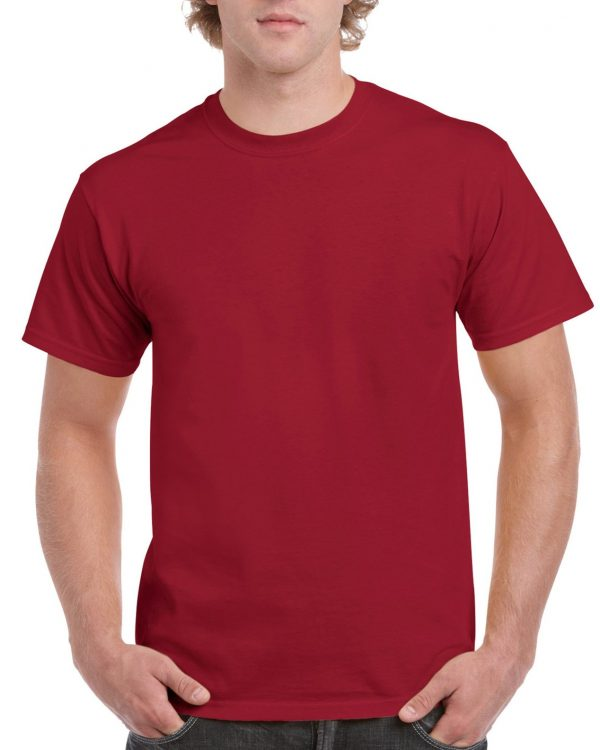 Gildan Ultra Cotton Adult T-Shirt Cardinal Red Small (2000) 1 | | Promotion Wear