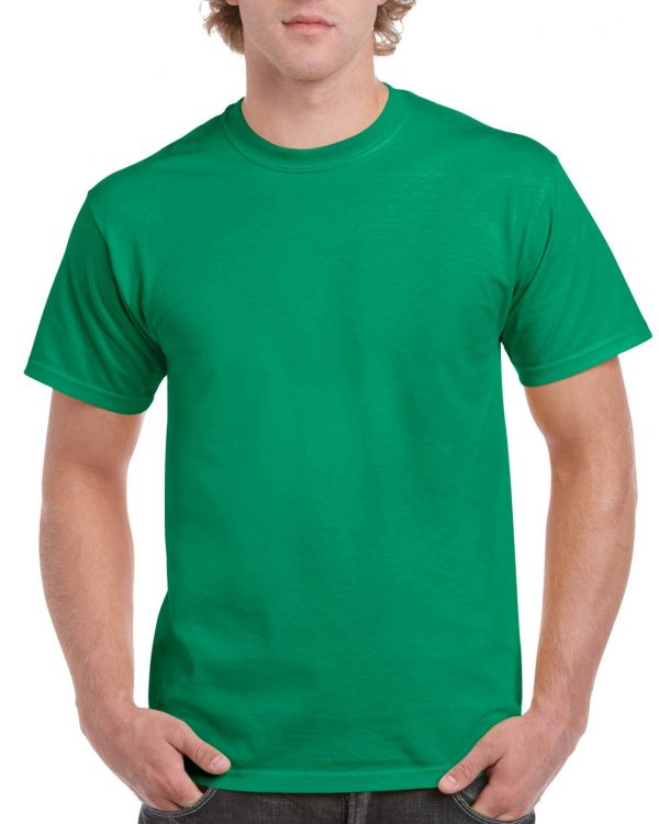 Gildan Ultra Cotton Adult T-Shirt Kelly Green Large (2000) 1 | | Promotion Wear