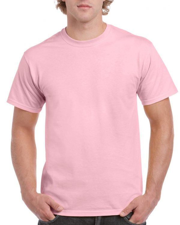 Gildan Ultra Cotton Adult T-Shirt Light Pink Large (2000) 1 | | Promotion Wear