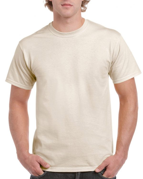 Gildan Ultra Cotton Adult T-Shirt Natural Medium (2000) 1 | | Promotion Wear