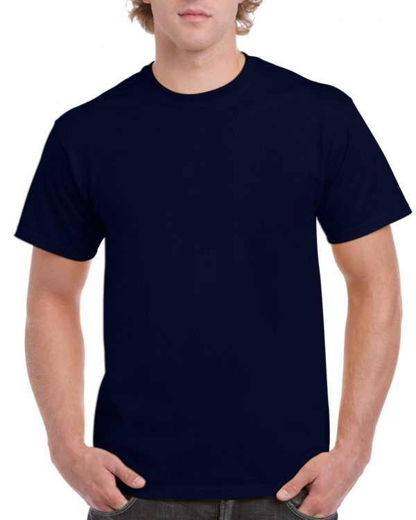 Gildan Ultra Cotton Adult T-Shirt Navy Medium (2000) 1 | | Promotion Wear