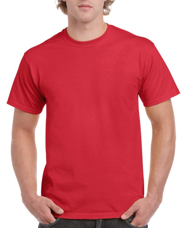Gildan Ultra Cotton Adult T-Shirt Red 2Xlarge (2000) 1 | | Promotion Wear