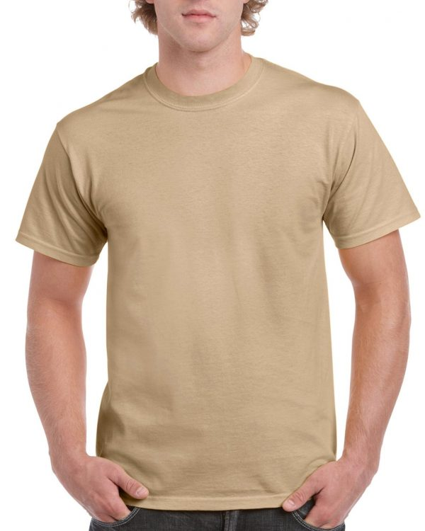 Gildan Ultra Cotton Adult T-Shirt Tan 2Xlarge (2000) 1 | | Promotion Wear