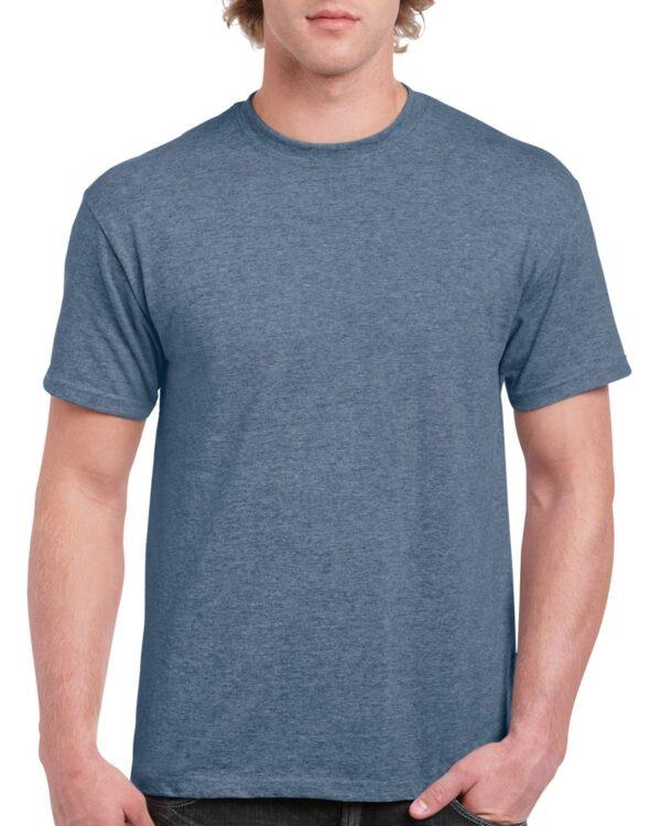 Gildan Ultra Cotton Adult T-Shirt Heather Indigo Xlarge (2000) 1 | | Promotion Wear