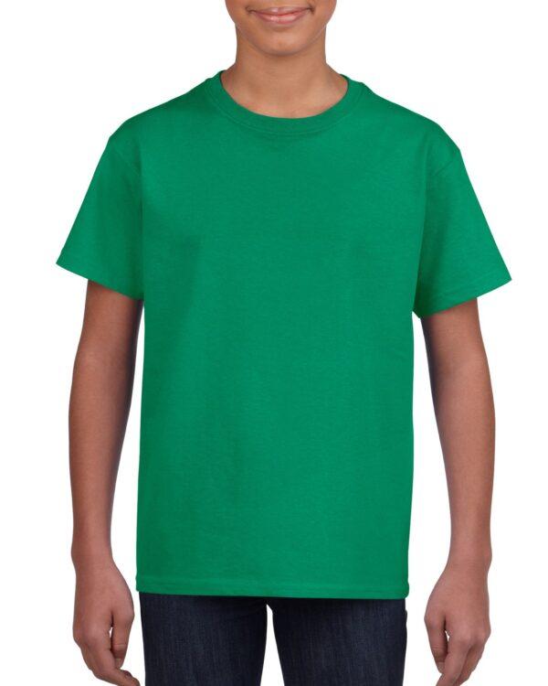 Gildan Youth Ultra Cotton T-Shirt Kelly Green Xsmall (2000B) 1 | | Promotion Wear