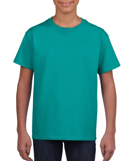 Gildan Youth Ultra Cotton T-Shirt Jade Dome Small (2000B) 1 | | Promotion Wear