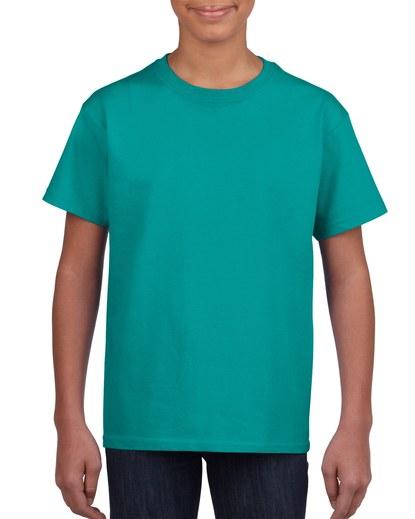 Gildan Youth Ultra Cotton T-Shirt Jade Dome Small (2000B) 1 | | Promotion Wear