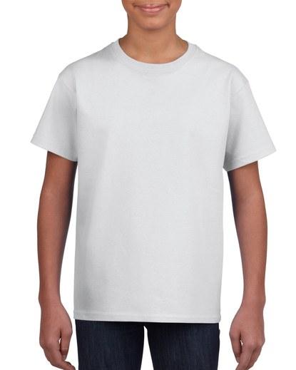Gildan Youth Ultra Cotton T-Shirt White Medium (2000B) 1 | | Promotion Wear