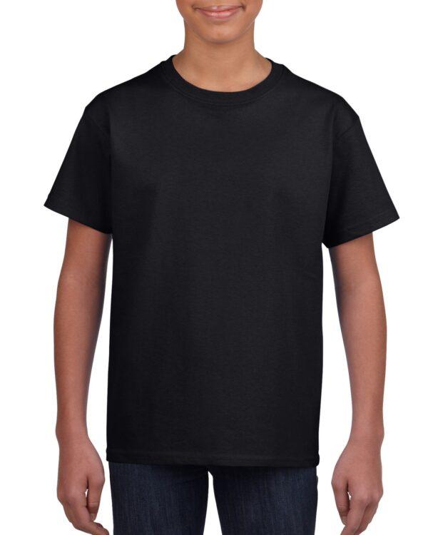 Gildan Youth Ultra Cotton T-Shirt Black Xlarge (2000B) 1 | | Promotion Wear
