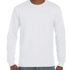 Gildan Ultra Cotton Adult Long Sleeve T-Shirt (2400) 4 | | Promotion Wear