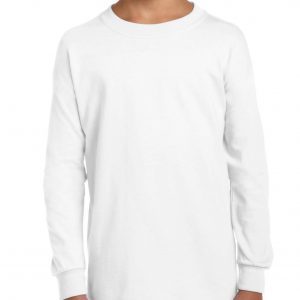 Gildan Ultra Cotton Youth Long Sleeve T-Shirt (2400B) 1 | | Promotion Wear