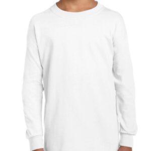 Gildan Ultra Cotton Youth Long Sleeve T-Shirt (2400B) 3 | | Promotion Wear
