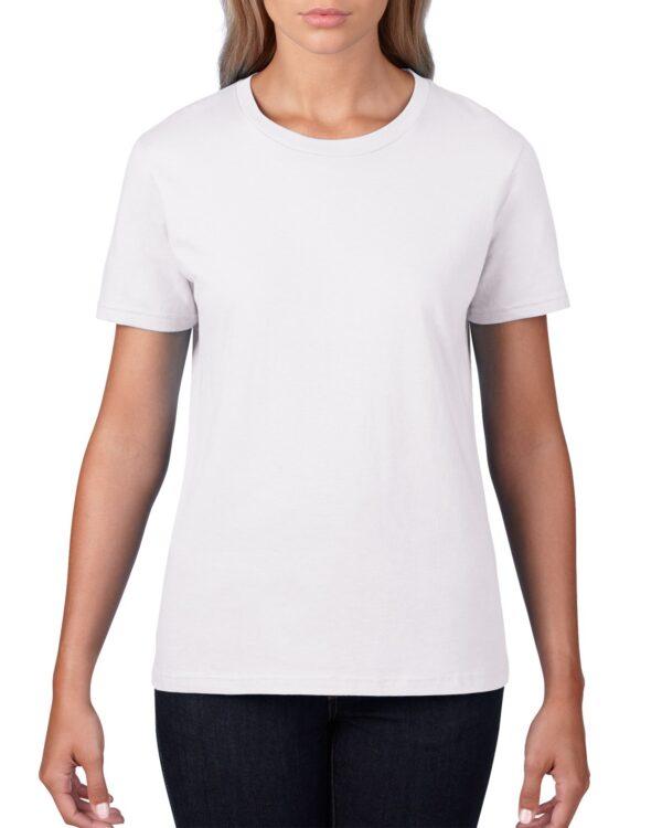 Gildan Premium Cotton Adult T-Shirt Navy Large ((4100) 1 | | Promotion Wear