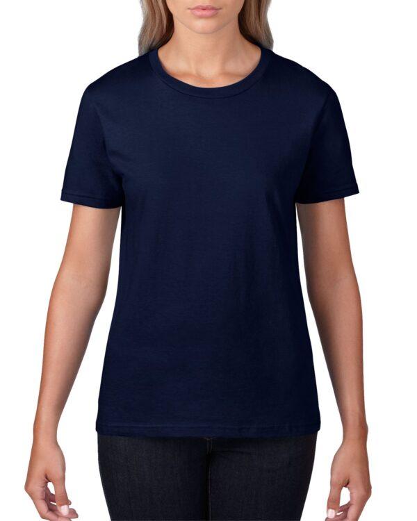 Gildan Premium Cotton Adult T-Shirt Black 2Xlarge ((4100) 1 | | Promotion Wear