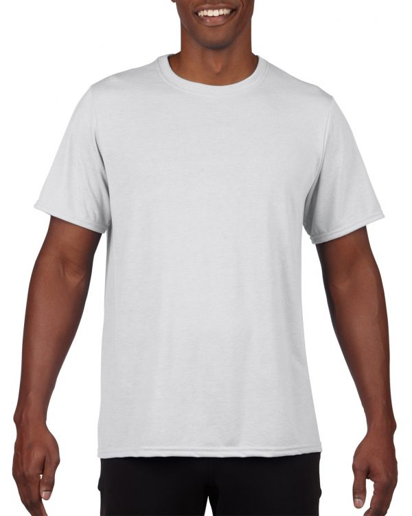 Gildan Performance Adult T-Shirt White Large (42000) 1 | | Promotion Wear