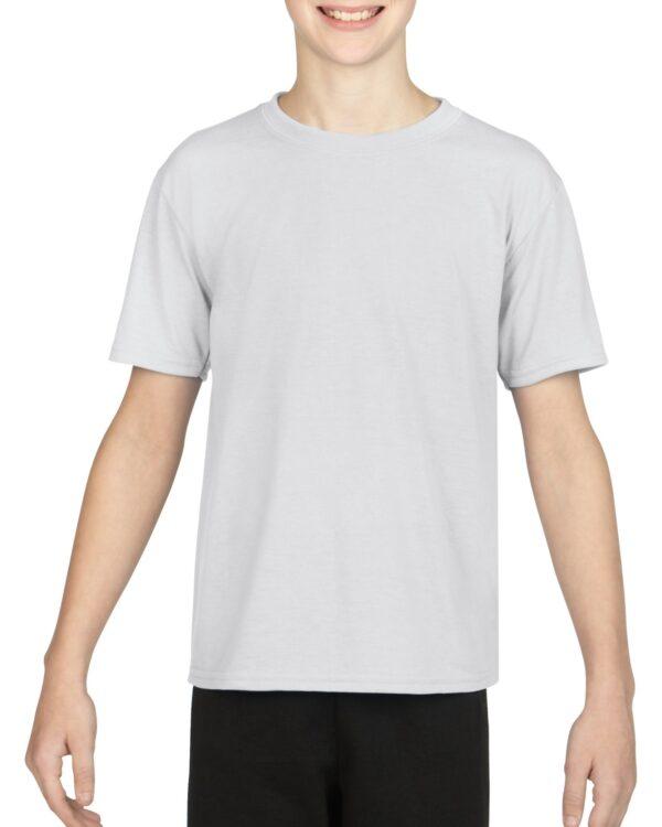 Gildan Performance Youth T-Shirt White Xsmall (42000B) 1 | | Promotion Wear