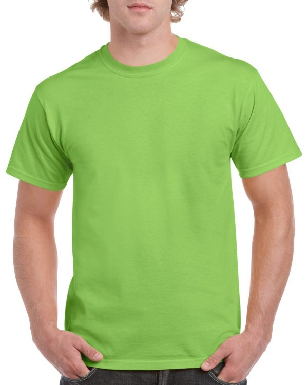 Gildan Heavy Cotton Adult T-Shirt Lime 3Xlarge (5000) 1 | | Promotion Wear