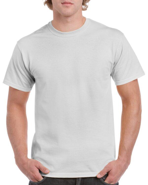 Gildan Heavy Cotton Adult T-Shirt Ice Grey Medium (5000) 1 | | Promotion Wear