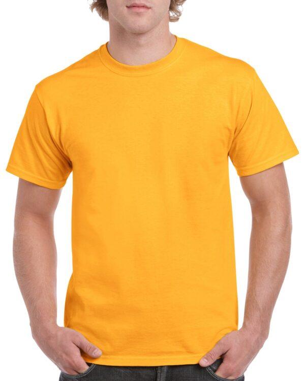 Gildan Heavy Cotton Adult T-Shirt Gold Medium (5000) 1 | | Promotion Wear