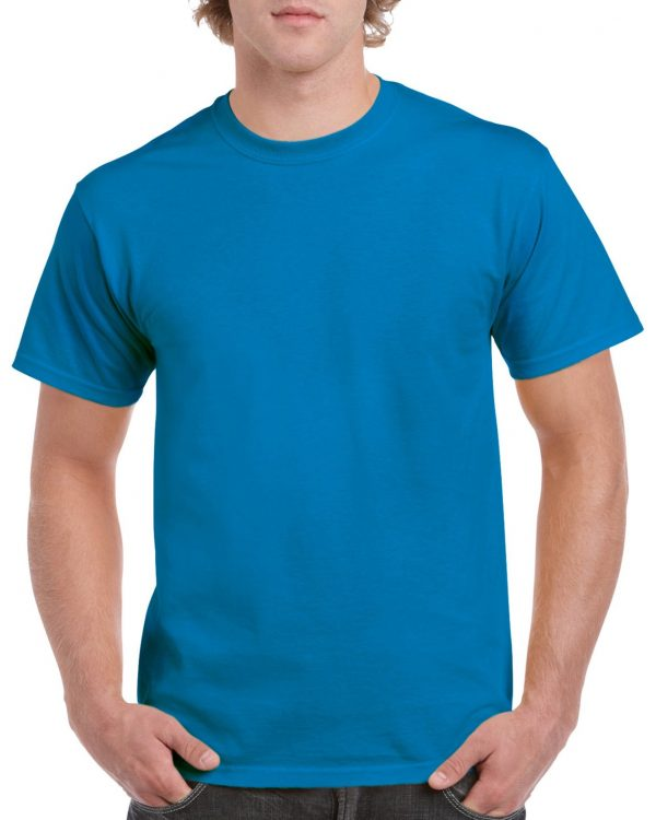 Gildan Heavy Cotton Adult T-Shirt Sapphire Xlarge (5000) 1 | | Promotion Wear
