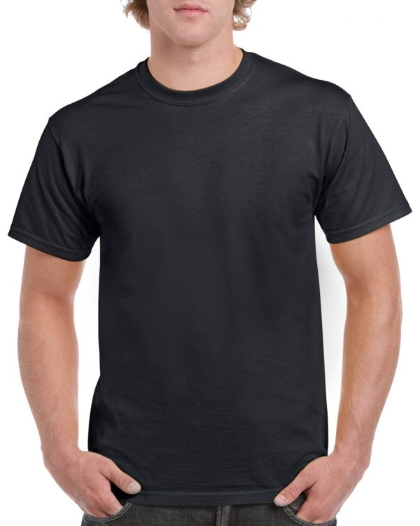 Gildan Heavy Cotton Adult T-Shirt Black 3Xlarge (5000) 1 | | Promotion Wear
