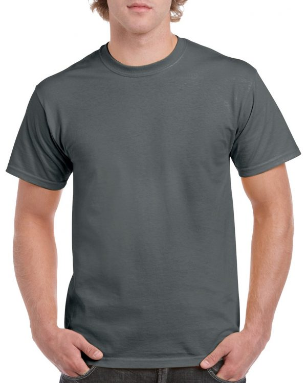 Gildan Heavy Cotton Adult T-Shirt Charcoal 2Xlarge (5000) 1     Promotion Wear