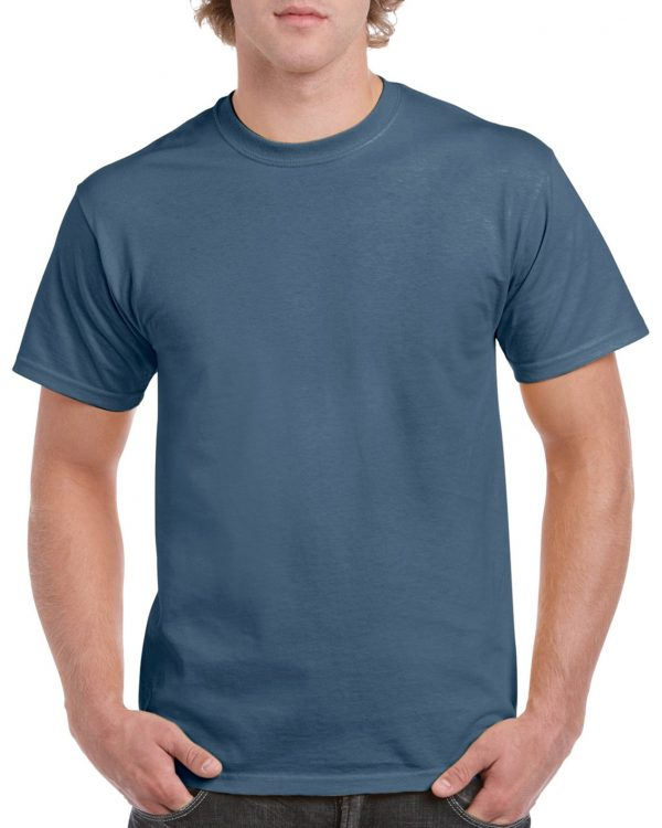 Gildan Heavy Cotton Adult T-Shirt Indigo Blue 2Xlarge (5000) 1 | | Promotion Wear