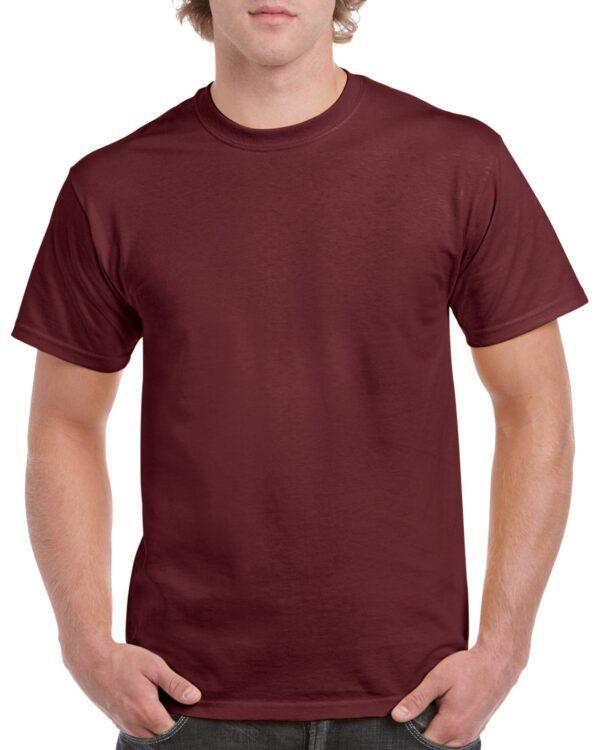 Gildan Heavy Cotton Adult T-Shirt Maroon 3Xlarge (5000) 1 | | Promotion Wear
