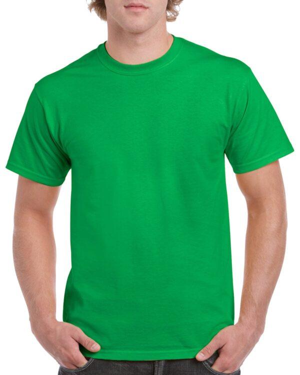 Gildan Heavy Cotton Adult T-Shirt Irish Green Small (5000) 1 | | Promotion Wear