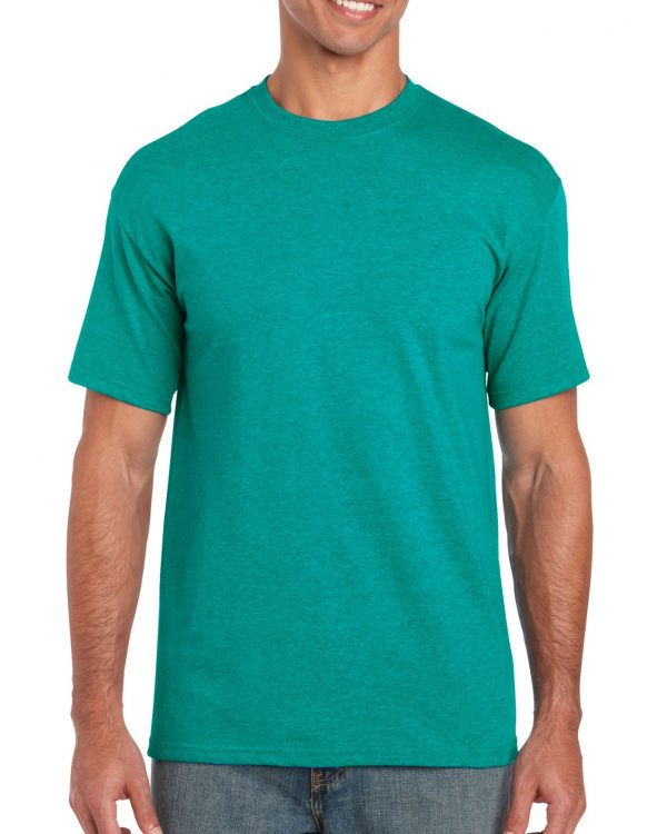 Gildan Heavy Cotton Adult T-Shirt Antique Jade Dome Small (5000) 1 | | Promotion Wear