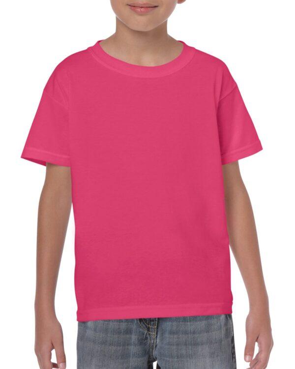 Gildan Heavy Cotton Youth T-Shirt Heliconia Xlarge (5000B) 1 | | Promotion Wear