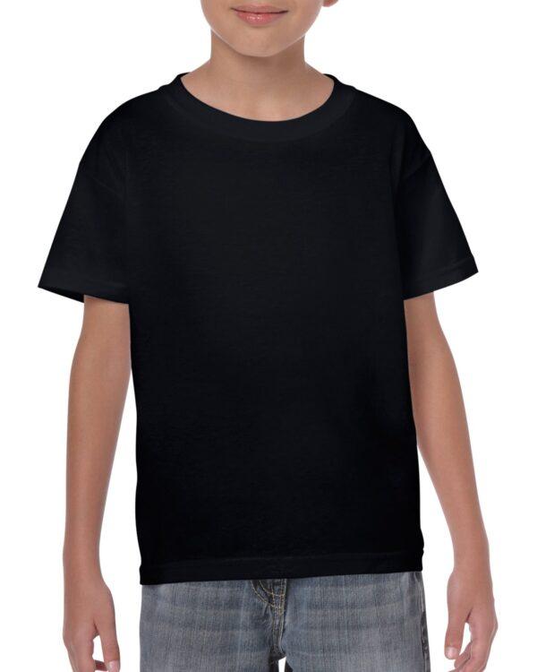 Gildan Heavy Cotton Youth T-Shirt Black Small (5000B) 1     Promotion Wear