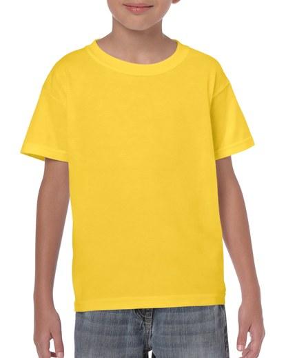 Gildan Heavy Cotton Youth T-Shirt Daisy Xlarge (5000B) 1     Promotion Wear