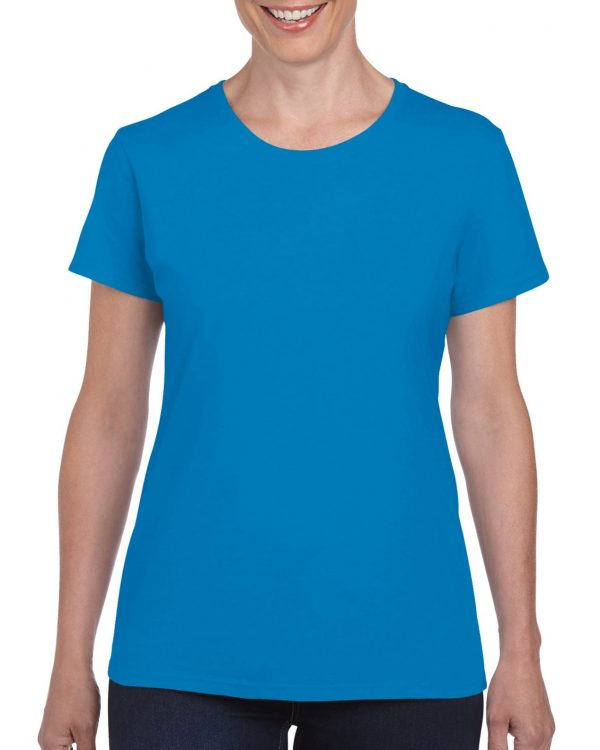 Gildan Heavy Cotton Ladies' T-Shirt Sapphire Xlarge (5000L) 1 | | Promotion Wear
