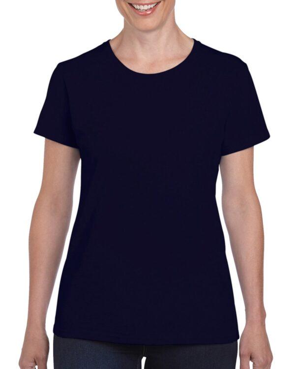 Gildan Heavy Cotton Ladies' T-Shirt Navy 2Xlarge (5000L) 1 | | Promotion Wear