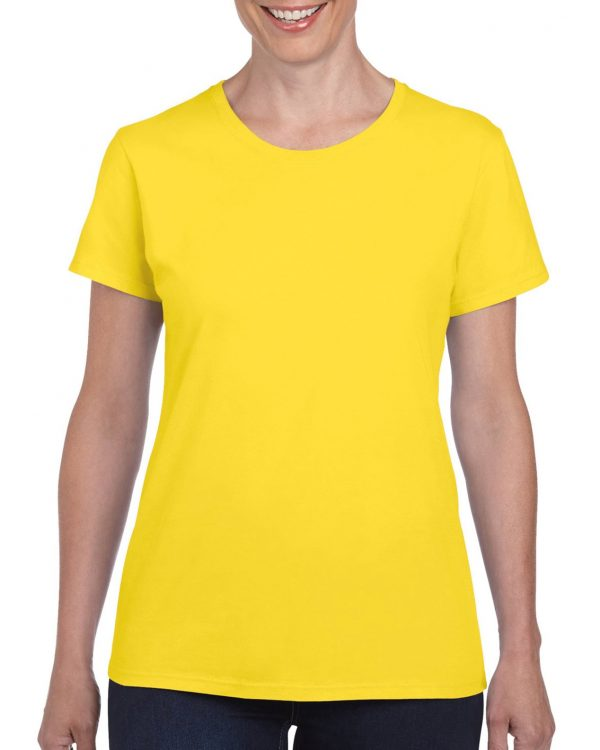 Gildan Heavy Cotton Ladies' T-Shirt Daisy 2Xlarge (5000L) 1 | | Promotion Wear