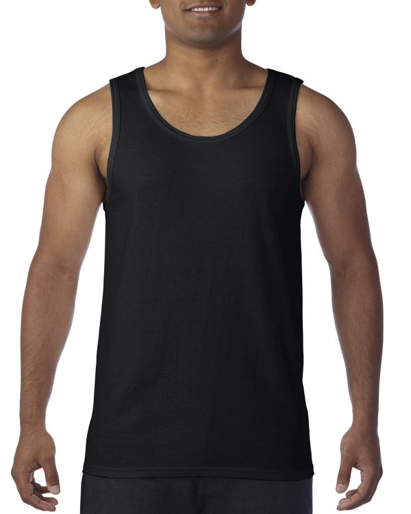 Gildan Heavy Cotton Adult Tank Top Black Medium (5200) 1 | | Promotion Wear