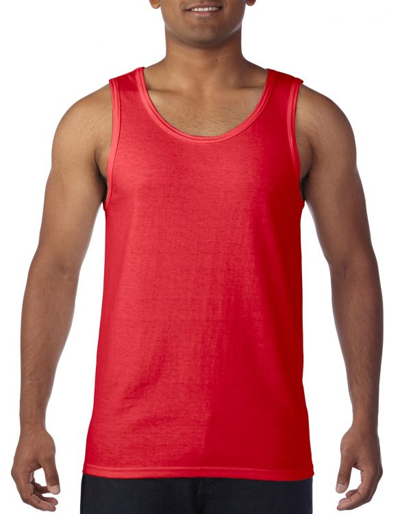Gildan Heavy Cotton Adult Tank Top Red Xlarge (5200) 1 | | Promotion Wear