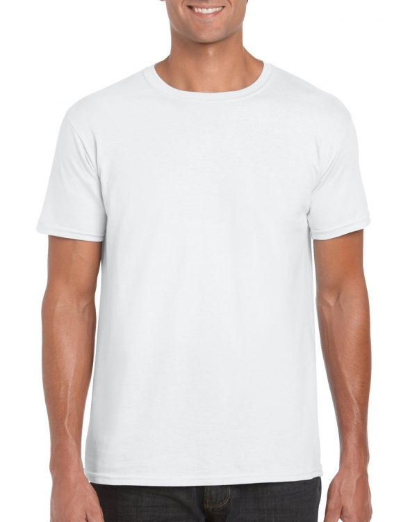 Gildan Softstyle Adult T-Shirt White Medium (64000) 1 | | Promotion Wear