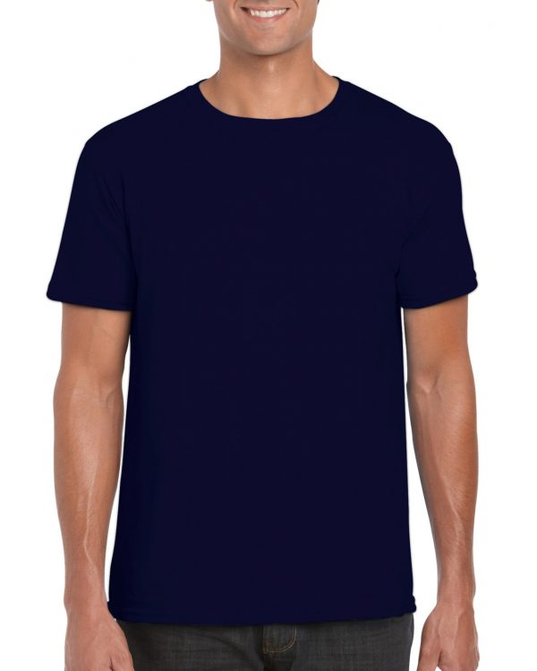Gildan Softstyle Adult T-Shirt Navy Small (64000) 1 | | Promotion Wear