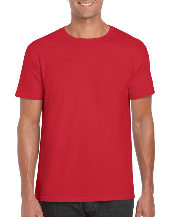 Gildan Softstyle Adult T-Shirt Red Xsmall (64000) 1 | | Promotion Wear